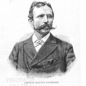 Captain Magnus Andersen