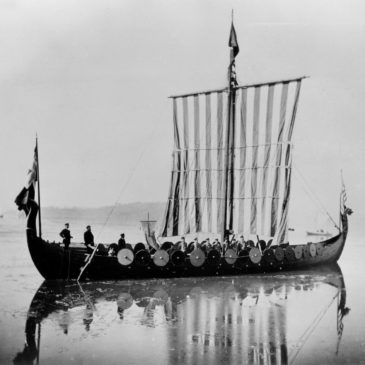 Correct Name of the 1893 Viking Ship