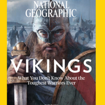 Friend of the Viking Ship contributes to National Geographic article